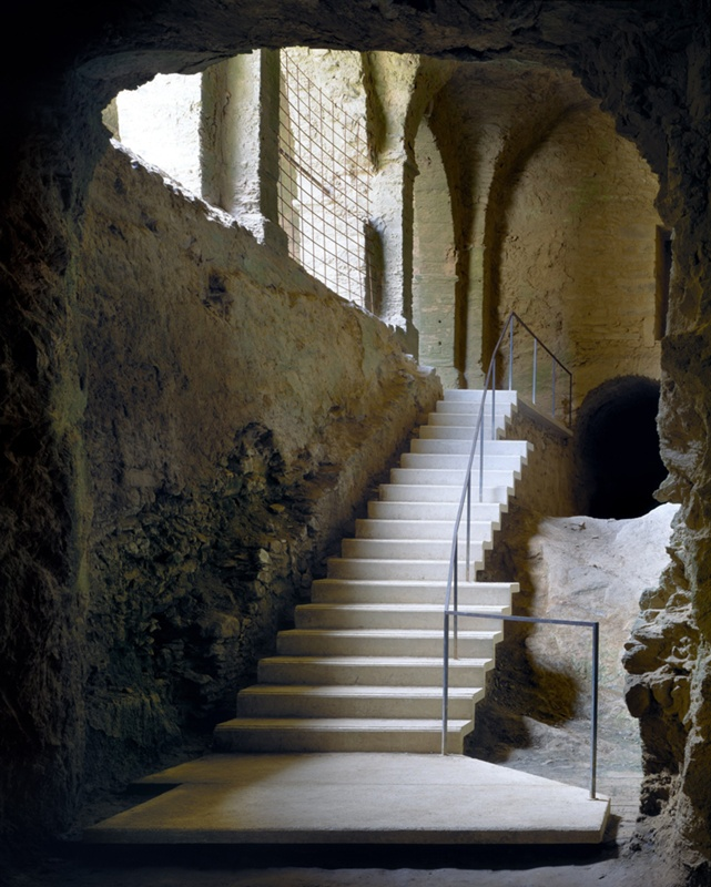 Rehabilitation of the Monastery of Sant Pere de Rodes