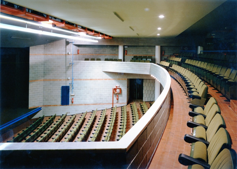 Remodelling of the Event Hall of the Royal Academy of Sciences and Arts