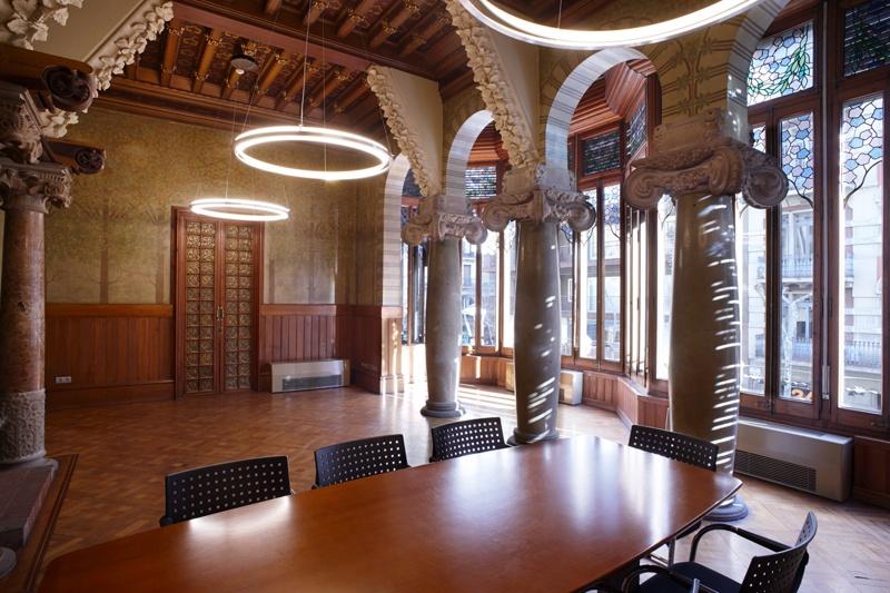 Palau del Baró de Quadras