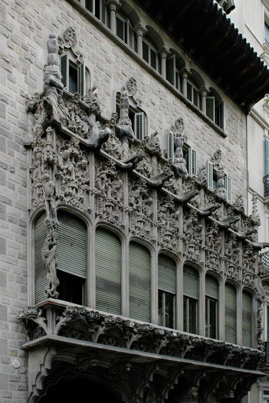 Palacio del Baró de Quadras