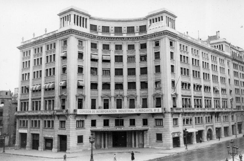 Edifici de Foment del Treball Nacional