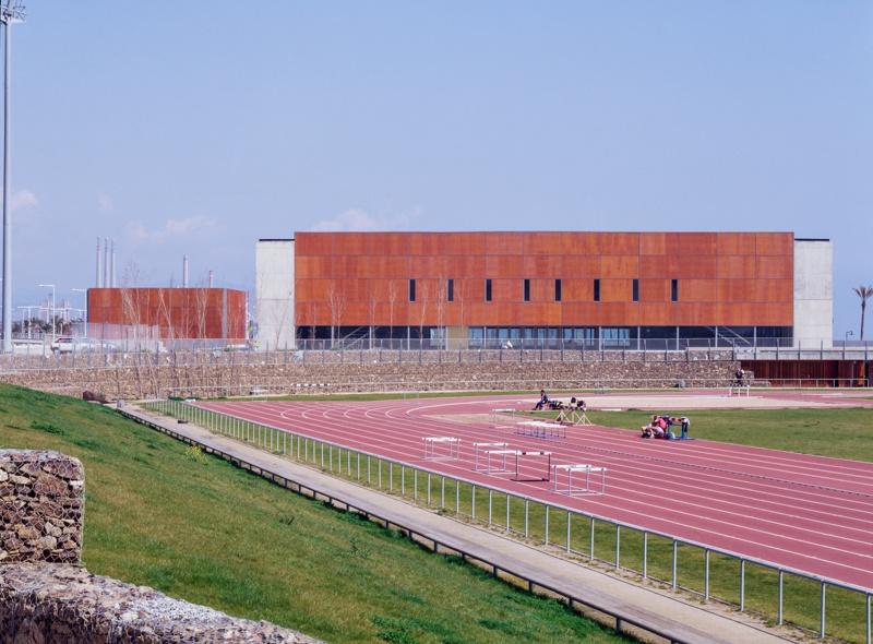Complex Esportiu de la Mar Bella