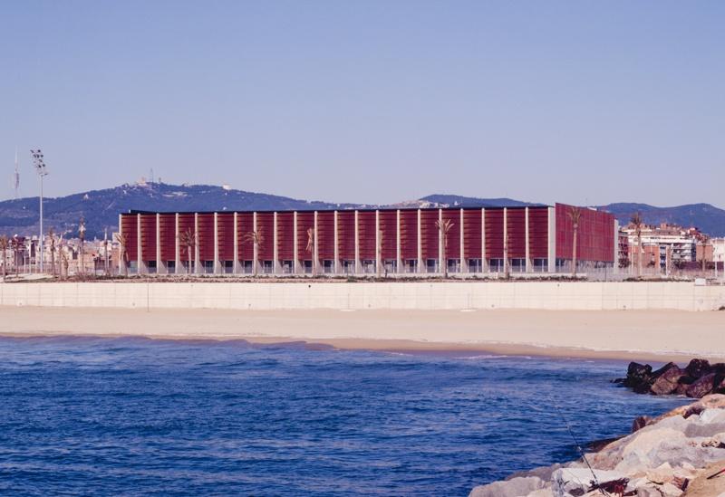Complejo Deportivo de la Mar Bella