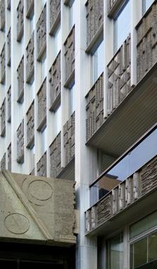 Edifici 'Novíssim' de l'Ajuntament de Barcelona