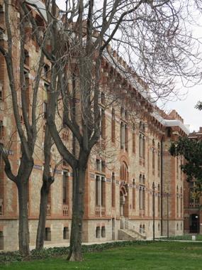 Casa Provincial de Maternidad (Pabellón de Lactancia)