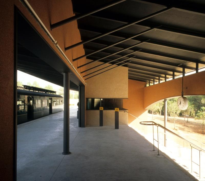 Estació de FGC: Universitat Autònoma