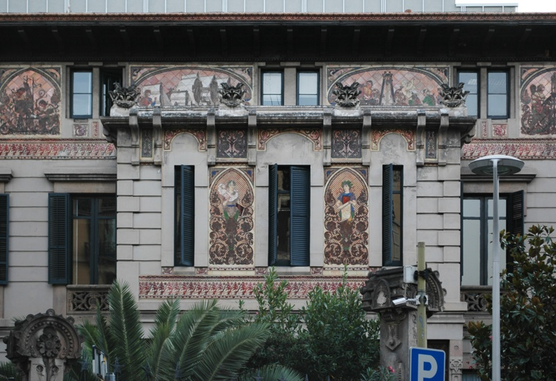 Montaner Palace