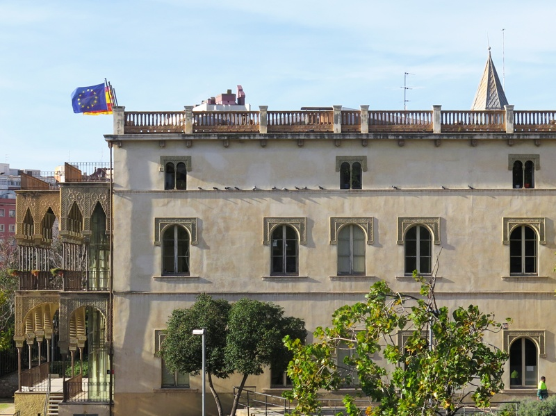 Rehabilitation of Les Altures House as the Headquarters of the Horta-Guinardó District