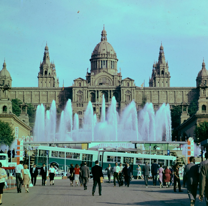 National Palace of the 1929 Barcelona International Exhibition