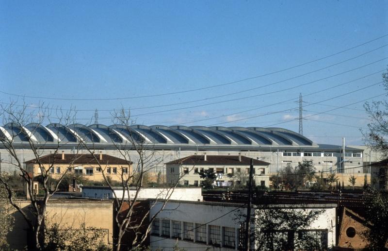 Centro Operativo y Talleres Centrales de FGC