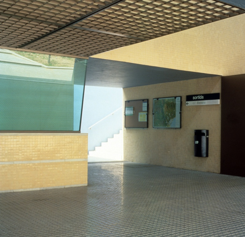 Estación de FGC: Can Ros