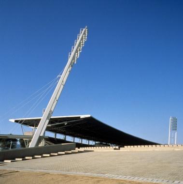 Terrassa Olympic Stadium