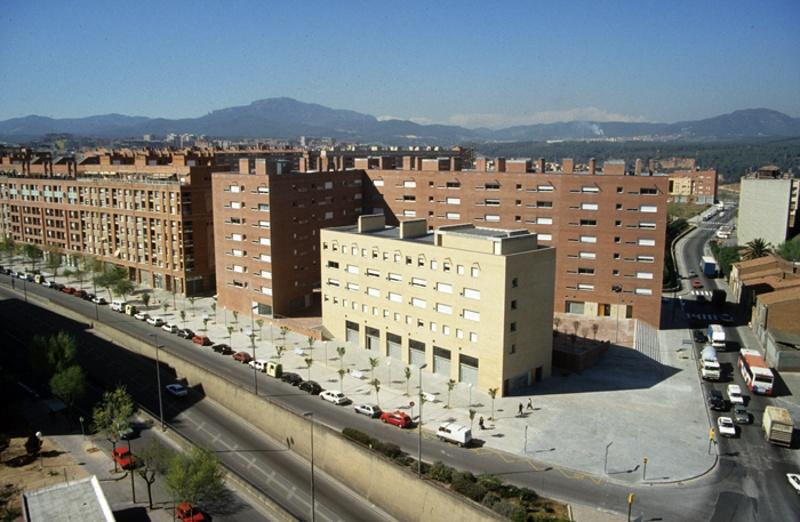 Conjunt de 90 Habitatges Socials