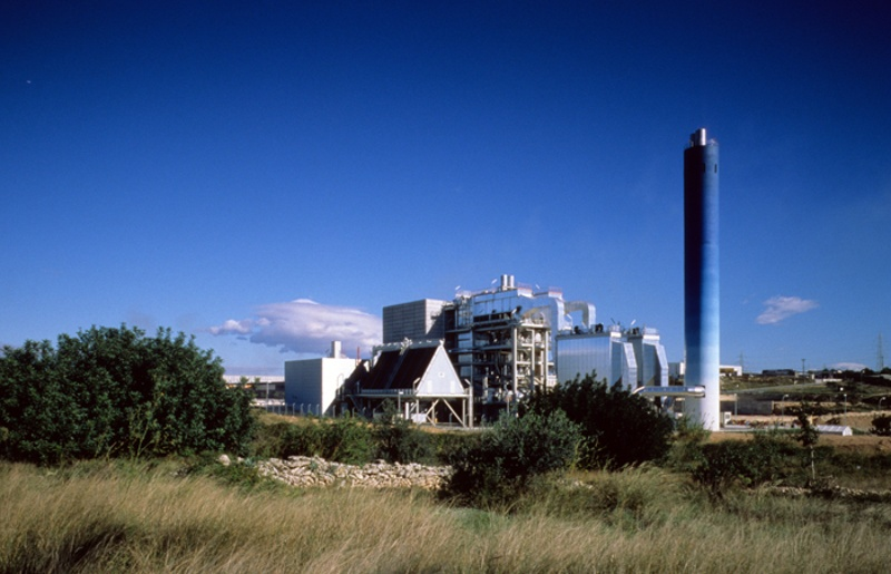 Solid Waste Incinerator Plant