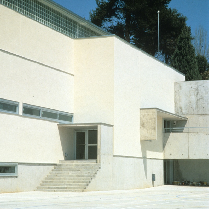 Escuela Ramon Fuster (Fase 1)