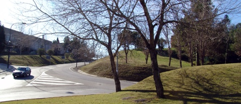 Rotonda a Bellaterra