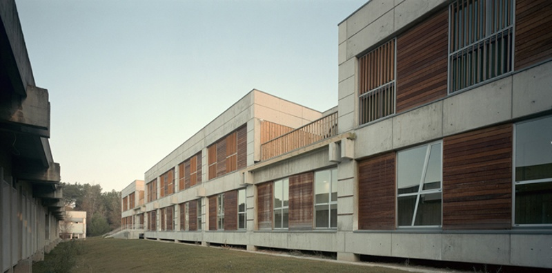 Extension of the Psychology Faculty of the UAB