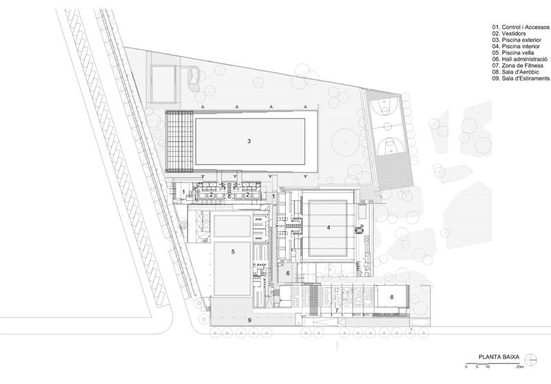 Granollers Indoor Swimming Pool