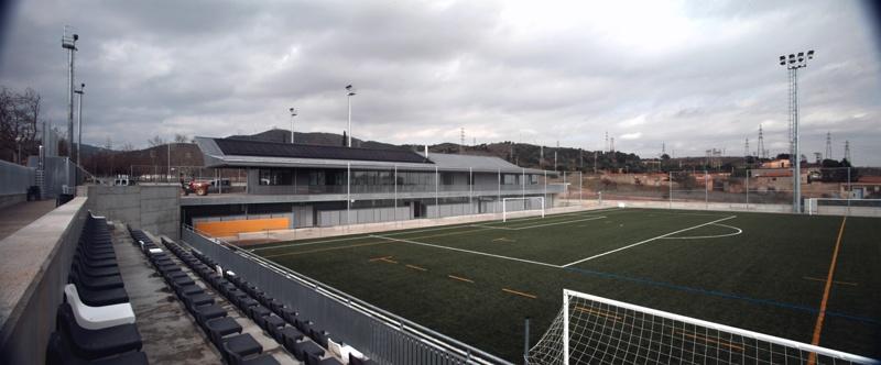 Centre Esportiu 'Torre-Roja'