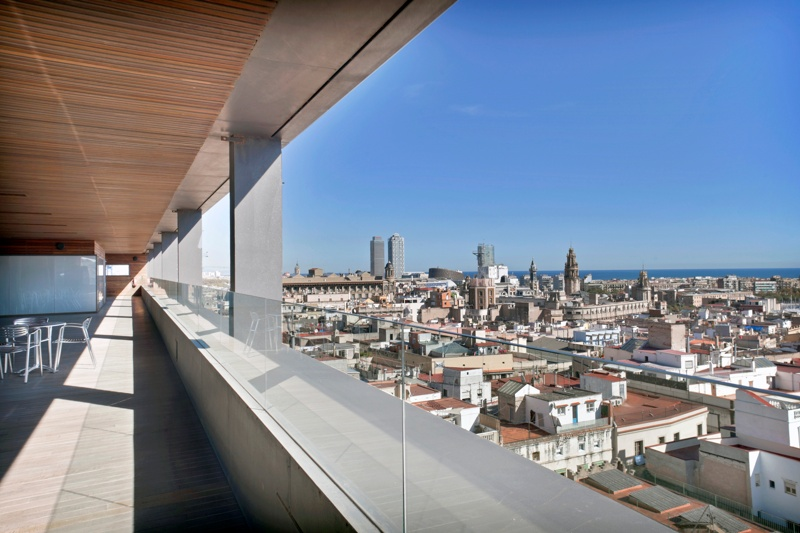 Remodelling of the Nou and Novíssim Buildings of Barcelona City Hall