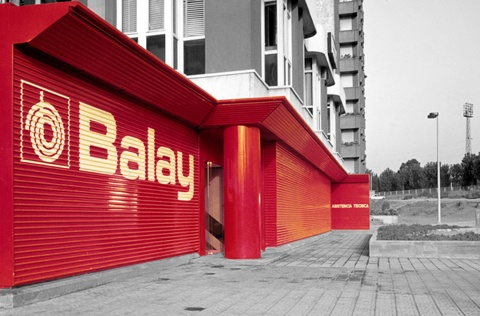 Oficinas y Showroom Balay