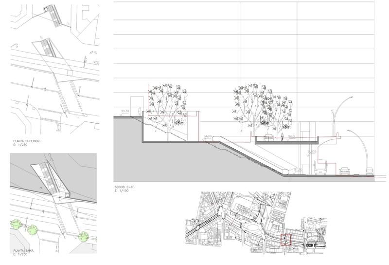 Adequació de la Ronda del Guinardó i de l'Accés al Túnel de la Rovira (Boca Sud)