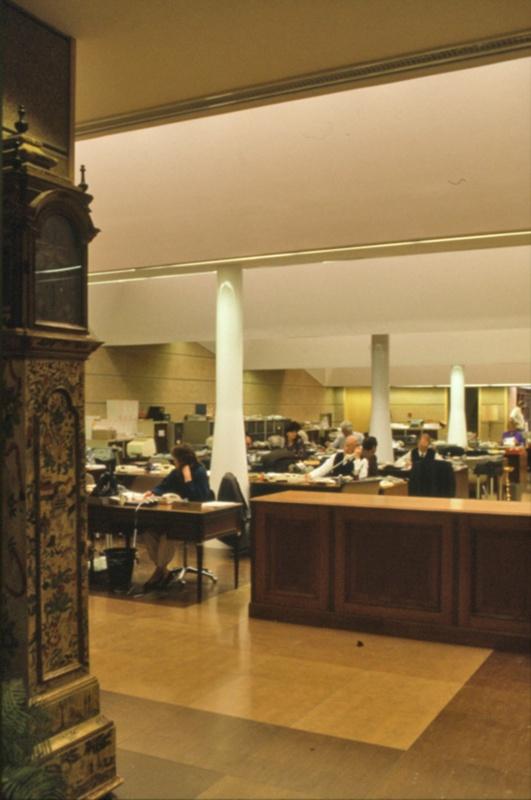 Oficines per al Banco Simeon