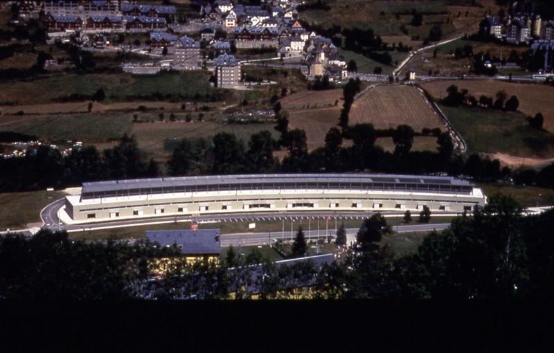 Edifci Industrial Vielha