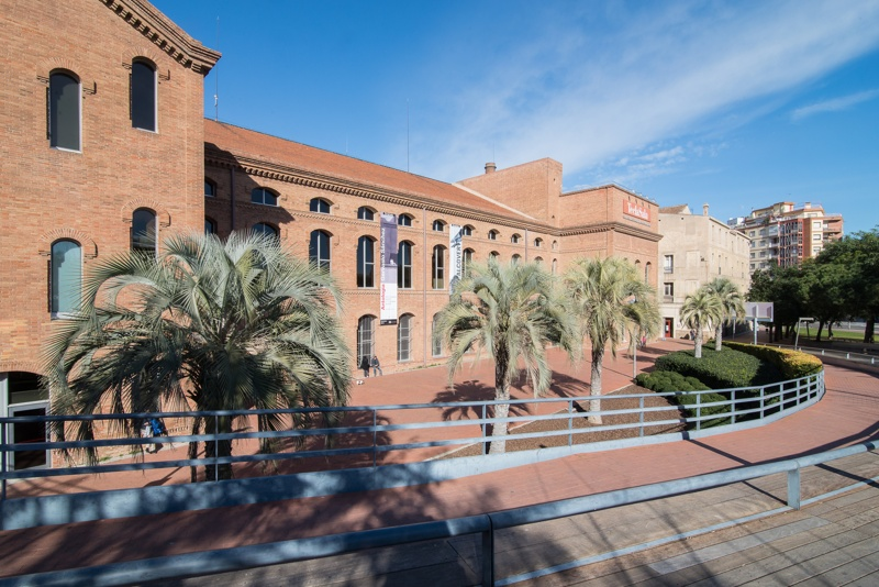 Biblioteca Central Tecla Sala