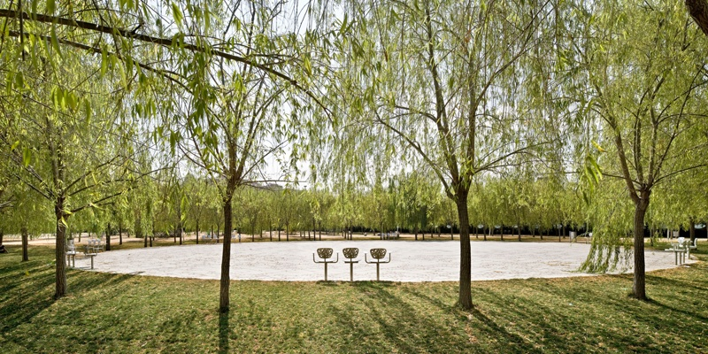 Parc Central del Poblenou