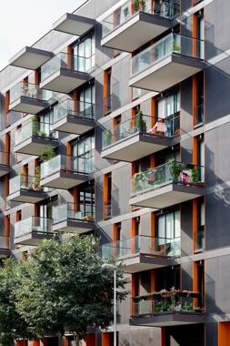 Habitatges Diagonal-Pallars