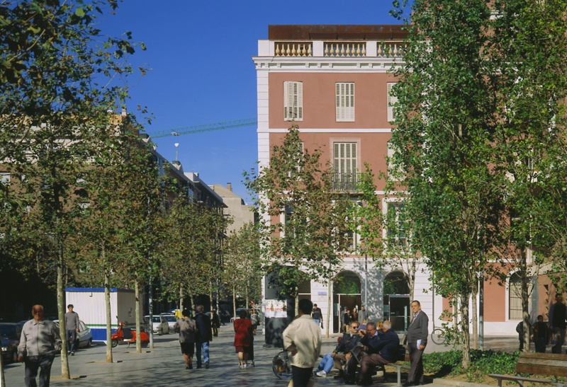 Rehabilitation of the Vapor Vell de Sants