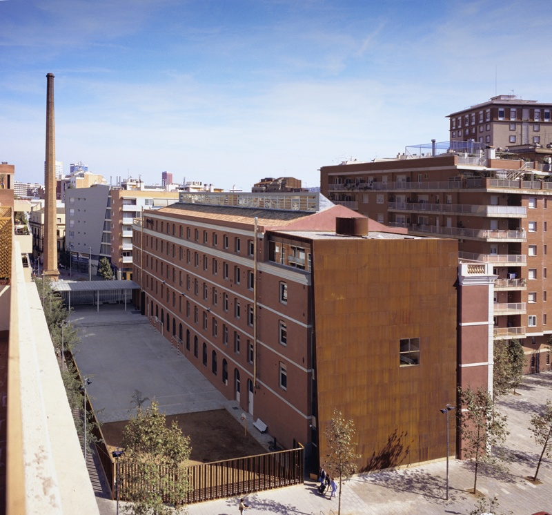 Rehabilitation of the Vapor Vell de Sants