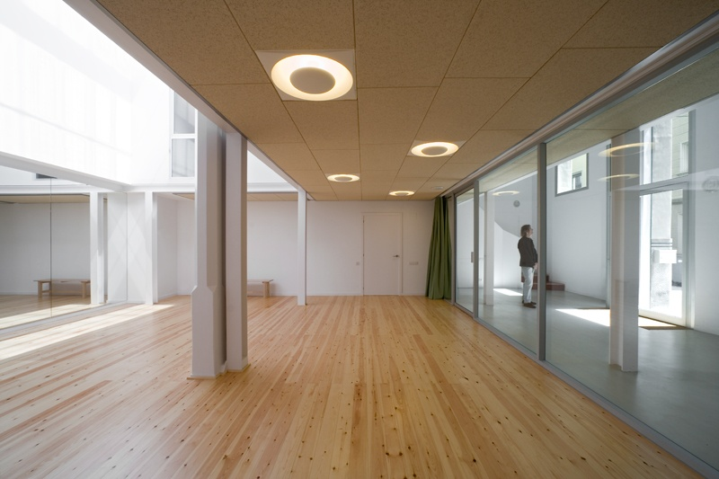 Studio for a Musician and School of Tai Chi