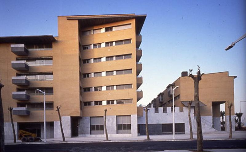 Habitatges Vila Olímpica