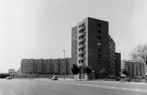 Habitatges Plaça Espanya