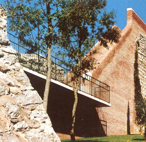Restoration of Girona Town Wall
