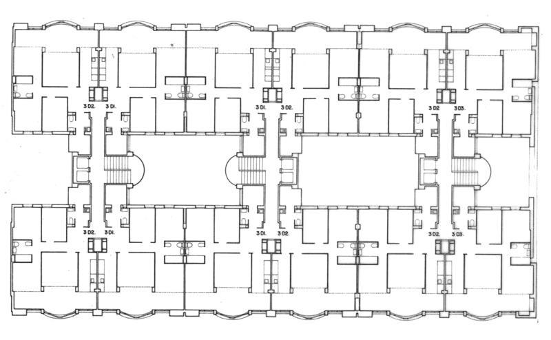 Llevant-Sud Dwellings