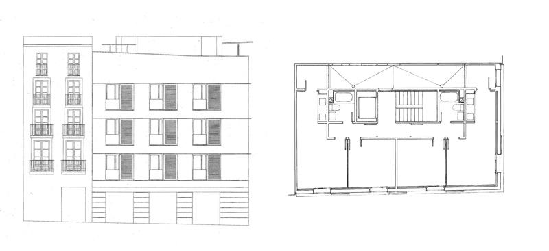 Edificio de Viviendas Ases 5