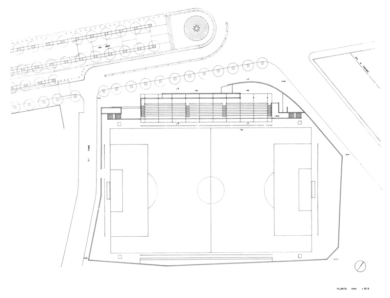 Roquetes Football Ground
