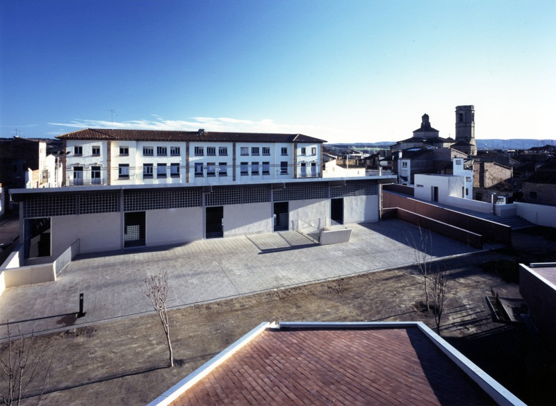 Rehabilitation and Extension of the Schools in Seròs