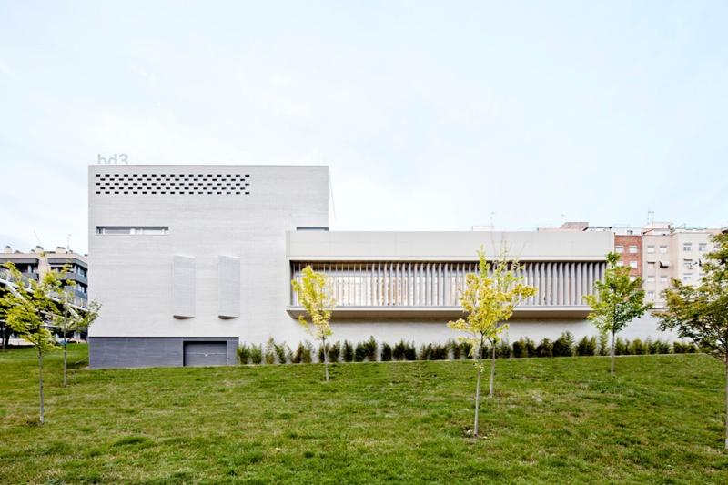 Biblioteca Distrito 3