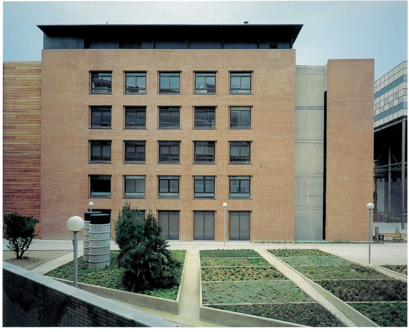 Vila Olímpica Primary Healthcare Centre