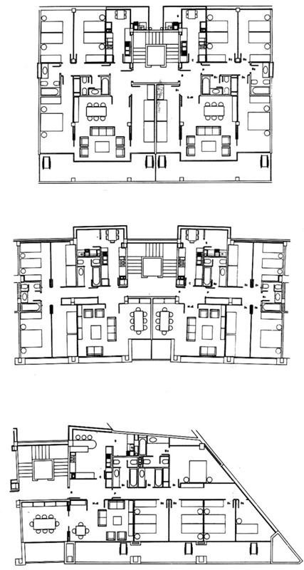 Vila Olímpica Dwellings