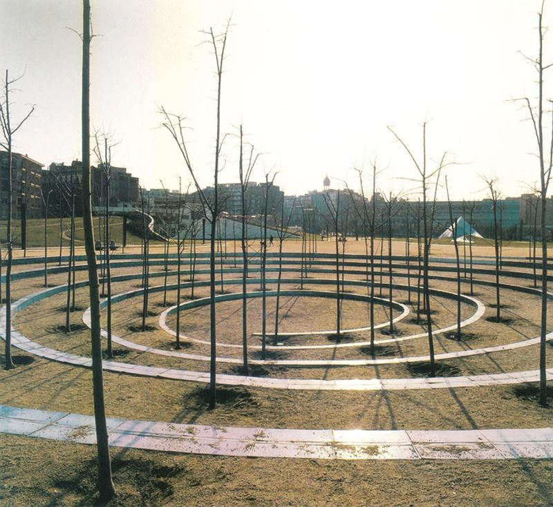 Parc de l'Estació del Nord