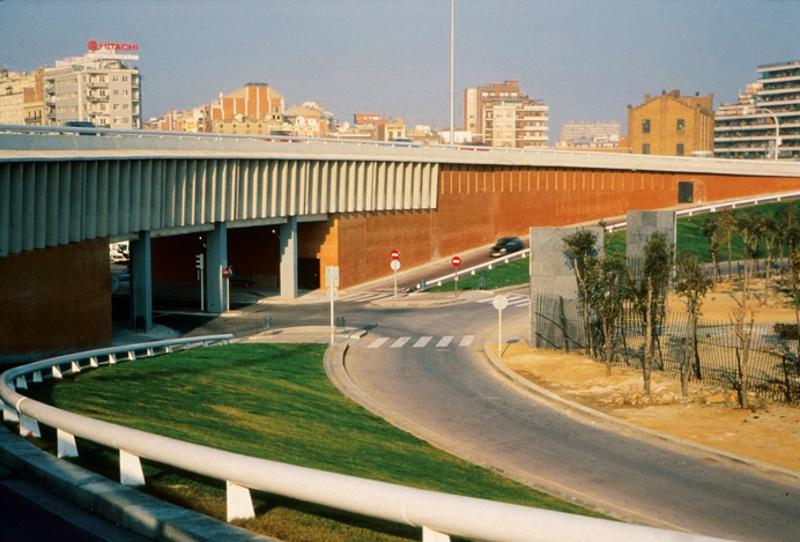 Plaça de Les Glòries Catalanes