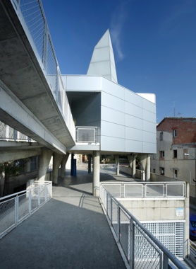 Centre Cívic-Sanitari i Casa Consistorial