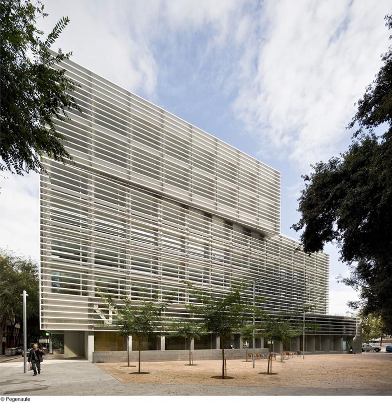 Edifici d'Oficines de la Tresoreria de la Seguretat Social
