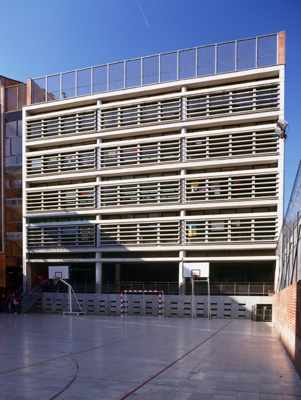 Extension of Juan Manuel Zafra Secondary School