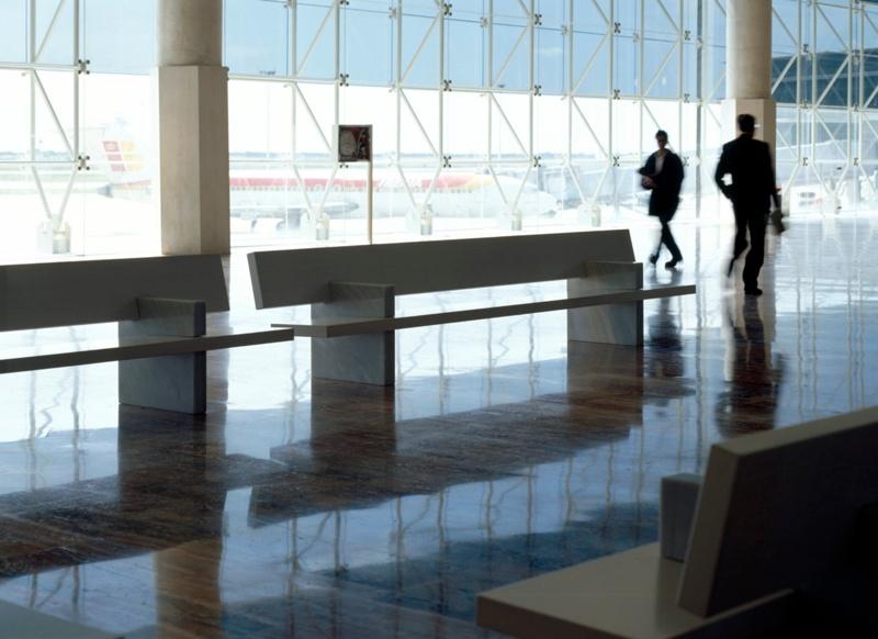 El Prat Airport Terminal 2